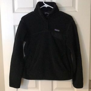 Women's Patagonia fleece pullover
